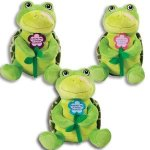 "Adorable SPEEDY RECOVERY Plush TURTLE - Get Well Soon- GIFT for Sick or Hospitalized PATIENTS/9"" Stuffed Animal -CHEER Hospital"