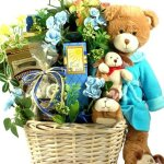 Gift Basket Village Beary Special Get Well Wishes with Bounce Back Jack