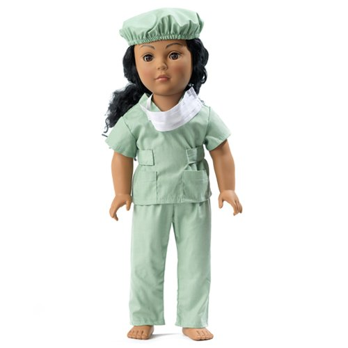 Cute Clothes Outfits for 18 Inch Doll Cosplay Doctor//Nurse Gift for Girls ❤lo