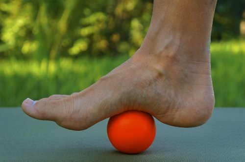 Mandala The Yoga Massage Ball Best Trigger Point Ball
