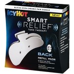 ICYHOT SMART RELIEF TENS THERAPY REFILL PADS