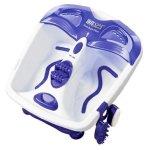 Hot Spa Foot Bath Plus Heat Acupressure Massage Center 61355 Heated Vibrating