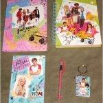 High School Musical Stationery Set