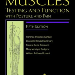 muscle testing and function kendall pdf