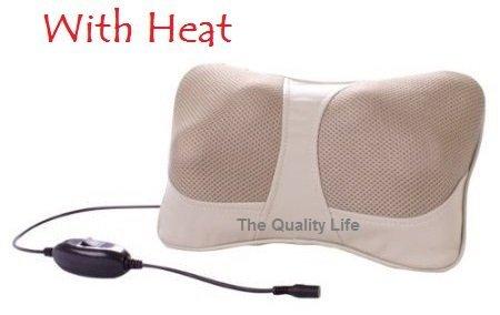 The Quality Life Kneading Massage Car Cushion Shiatsu