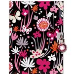 C.R. Gibson One Year Diary, Flirty Flowers by Robin Zingone (D1-12628)