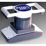 Maxi Rub - MR-2 - 2-Speed Electric Professional Back Massager - Blue & White - 9 L x 4.5 W x 8 H
