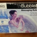 HoMedics Bubble Spa Massaging Bubble Mat