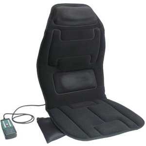 Comfort Products 60-2910 Ten Motor Massage Cushion with Heat