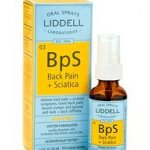 Liddell Homeopathic Back Pain Sciatica -- 1 fl oz