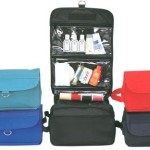 Ensign Peak Hanging Toiletry Bag