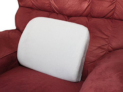 Everrelief Lumbar Pillow For Back Pain Support Memory