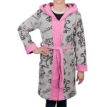 The Big Bang Theory Soft Kitty Pattern Robe