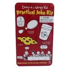 Diary of a Wimpy Kid / Practical Joke Kit