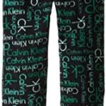 Calvin Klein Big Boys' CK Logo Plush Pajama Pant
