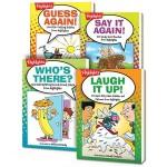 Jokes & Riddles 4-Book Set