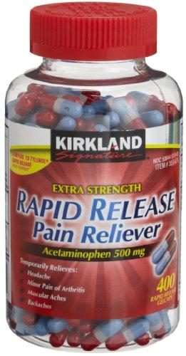 Kirkland signature extra strength rapid release pain for 88 kirkland salon reviews