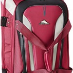 High Sierra AT7 Rolling Upright Duffel Bag