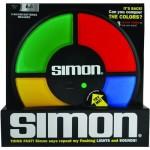 Simon Game - Basic Fun SIMON The Electronic Memory Retro Game w/ Touch Technology 1897