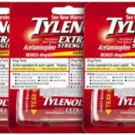 Tylenol Extra Strength Pain Reliever & Fever Reducer Caplets-10 count