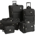 Samsonite 5 Piece Nested Luggage Set