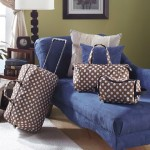 3-pc. Trendy Luggage Sets-Polka Dots
