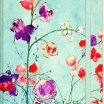 Fuchsia Blooms Journal (Diary, Notebook)