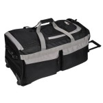 Everest Luggage Rolling Duffel Bag - Large