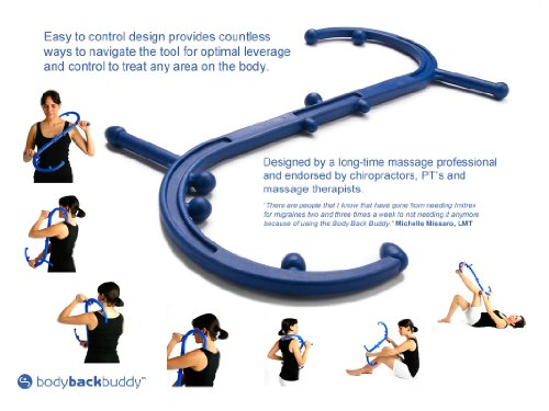 Body Back Buddy Self Massage Tool All About Scoliosis