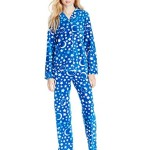 Hello Kitty Women's Lovely Dreamer Stars and Moon Pajama Set
