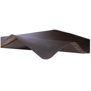 Notrax Ergo Mat Grande Anti-Fatigue Mat – 3X12′ – Black – 3×12′