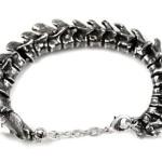 Vertebrae Alchemy Gothic Spine Bracelet