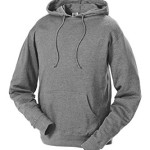G Zap Men's Long Sleeve Active Cotton Hoodie Sweater