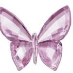 Swarovski Butterfly Figurine, Rosaline