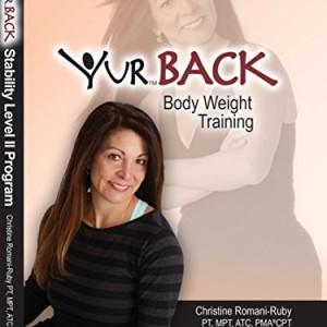 YUR Back Body Weight Training