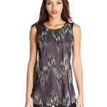 BCBGeneration Women's Sequin Front Tunic
