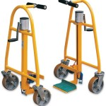 "Hu-Lift FM60 Manual Furniture Mover, 1320 lbs Capacity, 21.5"" Length x 15.4"" Width x 30.7"" Height"